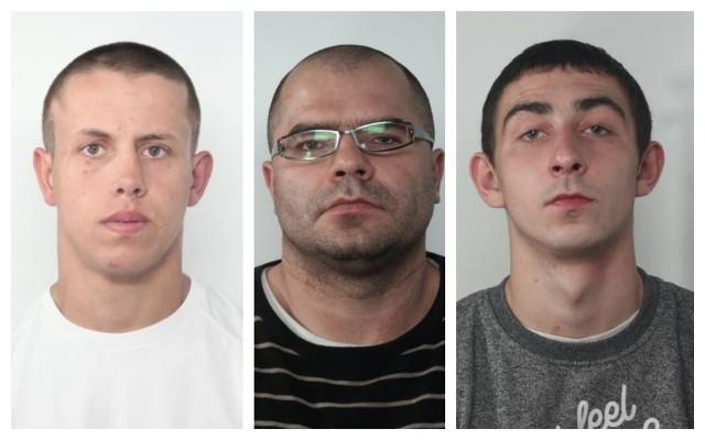 Oto osoby z Kujawsko-Pomorskiego ścigane przez policję za kradzieże z włamaniem. Zobacz zdjęcia w dalszej części galerii i pomóż policji w poszukiwaniach.