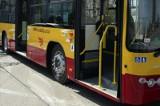 Pasażerka przewróciła się w autobusie