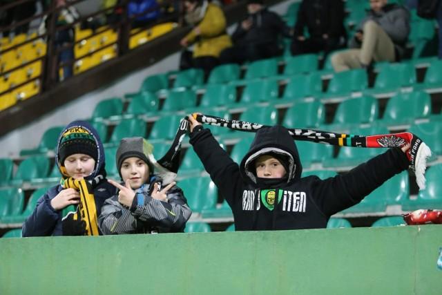 Kibice GKS Katowice po czterech miesiącach przerwy znów pojawią się na Bukowej