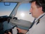 Nowosady. Jerzy Szwarc, drugi pilot boeinga 767, to nasza duma (zdjęcia)