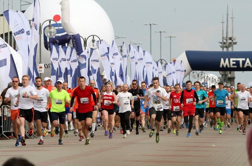 PZU Półmaraton Gdynia w marcu 2016 roku