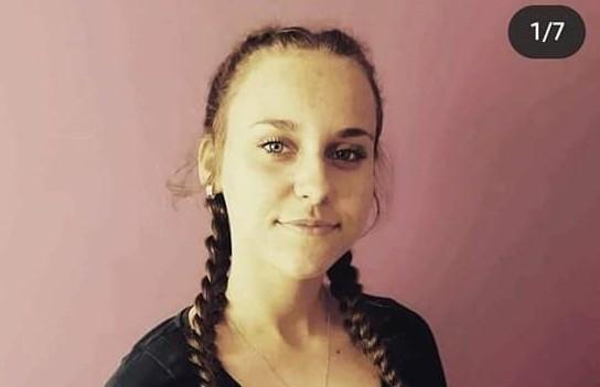 Policjanci poszukują 16-letnią Oliwię Cyman