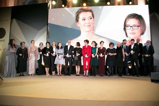 Gala BIZNESWOMAN Roku 2018