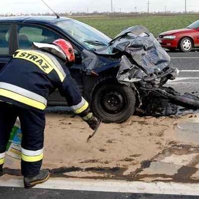 Tragiczny wypadek w Skoloszowie