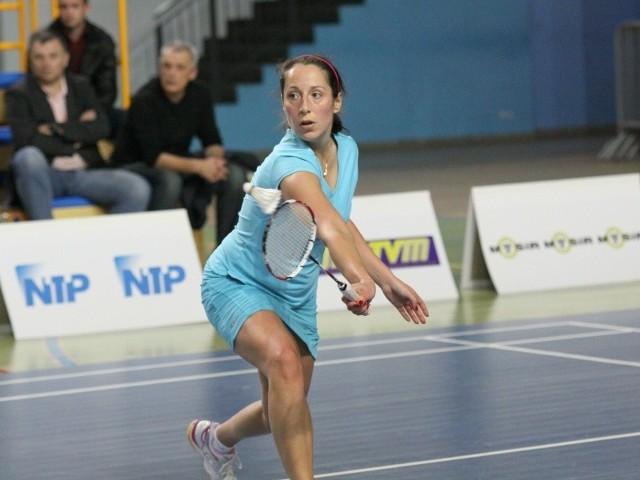 Angelika Węgrzyn przez dwa lata była podporą zespołu z Kędzierzyna-Koźla. Wcześniej grała w Techniku Głubczyce.