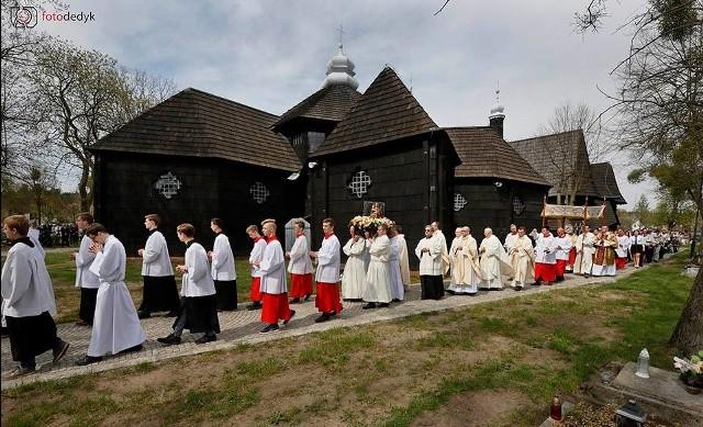 Inauguracja obchodów 500-lecia konsekracji kościoła św. Anny w Oleśnie