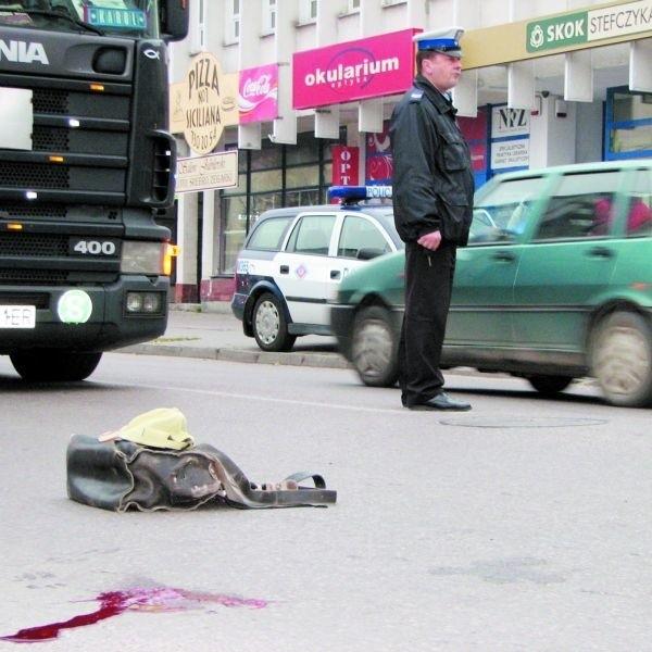 Do wypadku doszło na ul. Mickiewicza
