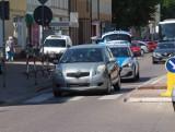 Wypadek: Kobieta potrącona na przejściu dla pieszych na ul. Zwycięstwa w Koszalinie [ZDJĘCIA]