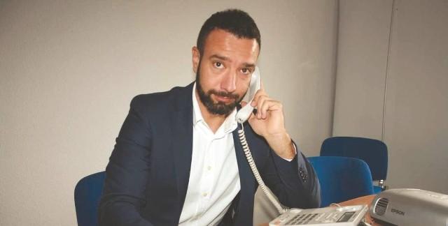 Wojciech Byrzykowski, ekspert Izby Administracji Skarbowej w Bydgoszczy.