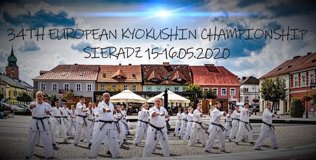 Mistrzostwa Europy w Sieradzu odwołane
