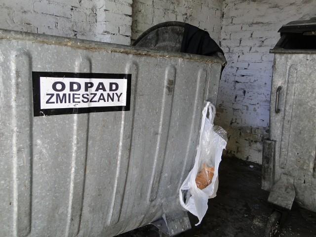 W radomskich śmietnikach można znaleźć chleb, który wyrzucają mieszkańcy.