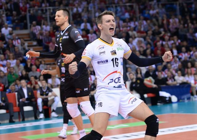 Kacper Piechocki, Bartosz Kurek i wszyscy pozostali gracze PGE Skry Bełchatów rozegrali jeden z najlepszych meczów w historii klubu i zasłużenie awansowali do wielkiego finału PlusLigi