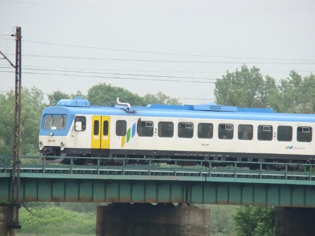 Po planowanej trasie z Oświęcimia do Tychów pociągi mają mknąć do 120 km/godz.