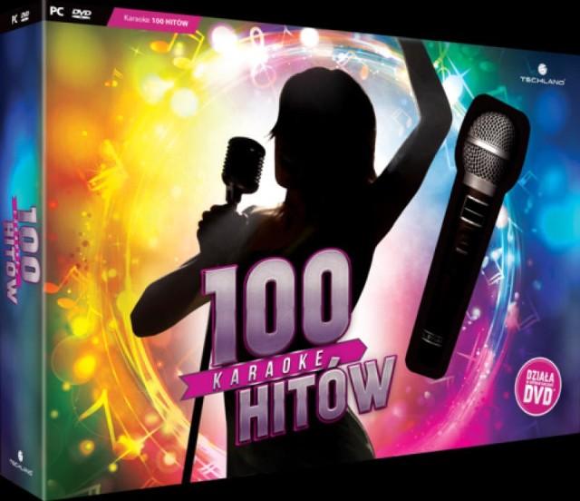 Karaoke 100 hitów (recenzja, konkurs)Karaoke 100 hitów (recenzja)