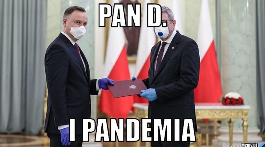 Koronawirus oczami internautów. Zobacz memy, które oswajają...