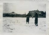 Tęsknicie za śniegiem? Tak wyglądała zima w Krośnie Odrzańskim dziesiątki lat temu. Zdjęcia ze zbiorów Pawła Widczaka