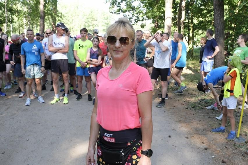 Parkrun Toruń - tym razem biegacze zmagali się z ukropem