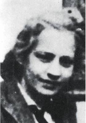 Maria Vetulani de Nisau FOT. ARCHIWUM