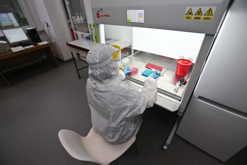 Koronawirus na Pomorzu 13.02.2021 r. 576 nowych zakażeń i 25 zgonów