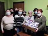 Piękny gest gospodyń z Jacentowa z okazji Dnia Kobiet i Dnia Mężczyzny dla mieszkańców Domu Pomocy Społecznej w Sandomierzu