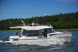 Wielki sukces augustowskiej stoczni Balt Yacht - jej Sun Camper 35 to Jacht Roku 2019 w Polsce