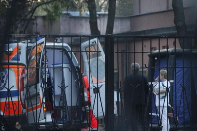 Podejrzenie wirusa eboli w Łódzkiem. Pacjent z Sieradza trafił do szpitala im. Biegańskiego w Łodzi