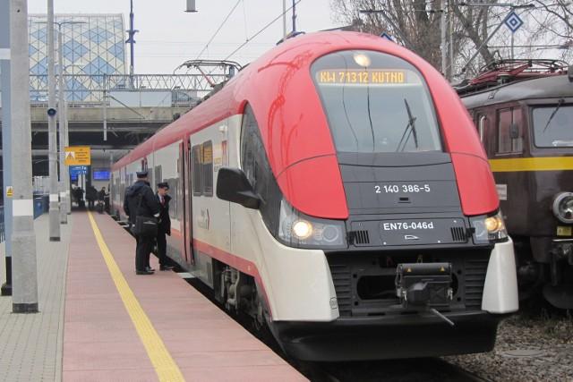 Pociągi typu Elf (na zdjęciu), Link czy choćby szynobusy wypierają z  Wielkopolski tradycyjne pociągi elektryczne. Ale na krótkie trasy do 35 kilometrów potrzebne są jeszcze inne  pojazdy.