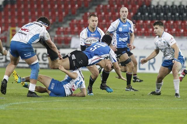 Rugby to gra dla prawdziwych twardzieli. Łódź jest potęgą w tej dyscyplinie