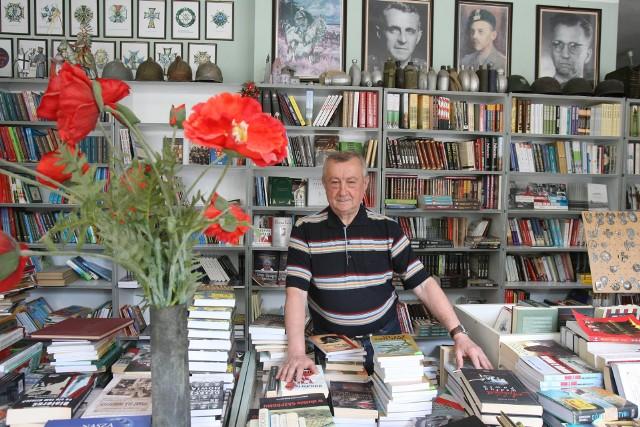 Księgarni Wojskowej w Łodzi grozi likwidacja