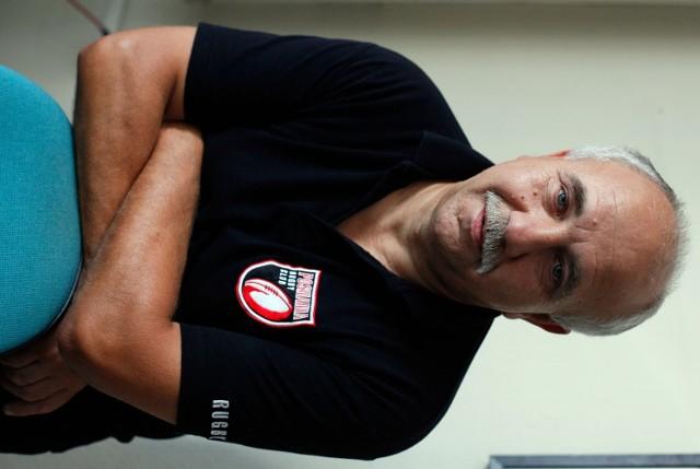 Jacek Kalka może mieć powody do zadowolenia, podobnie zresztą jak inni organizatorzy ME Juniorów w Rugby