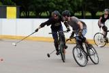 W Lublinie rozgrywany jest międzynarodowy turniej w dyscyplinie bike polo (ZDJĘCIA)