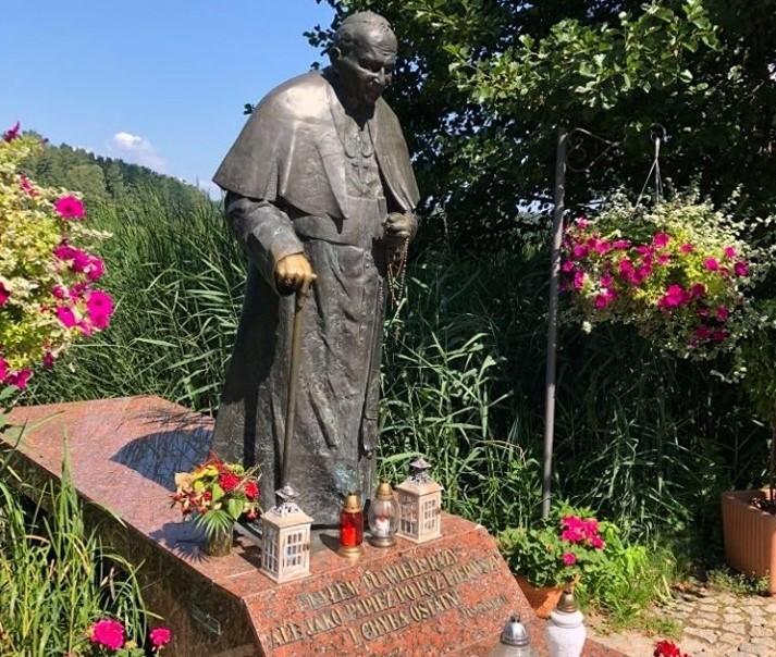 W różny sposób pamiętamy i czcimy pamięć o Janie Pawle II -...