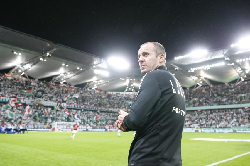 Aleksandar Vuković został zwolniony z Legii Warszawa