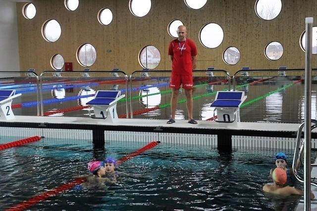 Pływalnia Wodna Nuta w Opolu będzie otwarta przez całe wakacje.
