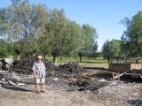 Pożar w Kicinach