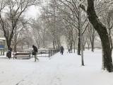 Śnieżny i mroźny weekend w regionie słupskim. Miejscami nawet do -15 stopni Celsjusza