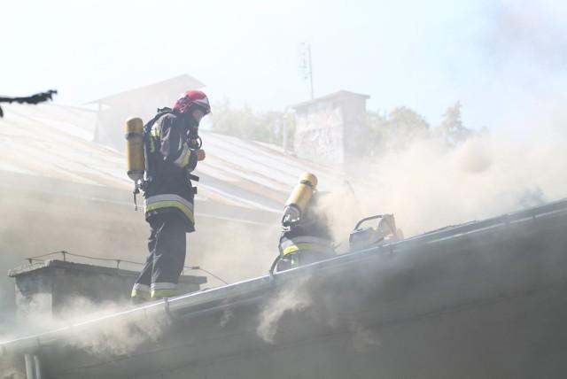 Szybka interwencja strażaków może zmniejszyć tragiczne skutki