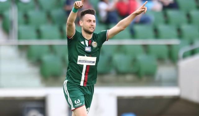 Biliński wystąpił w 89 meczach Śląska, w których strzelił 19 bramek