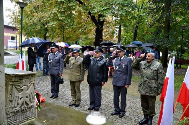 82 rocznica agresji sowieckiej na Polskę w Olkuszu