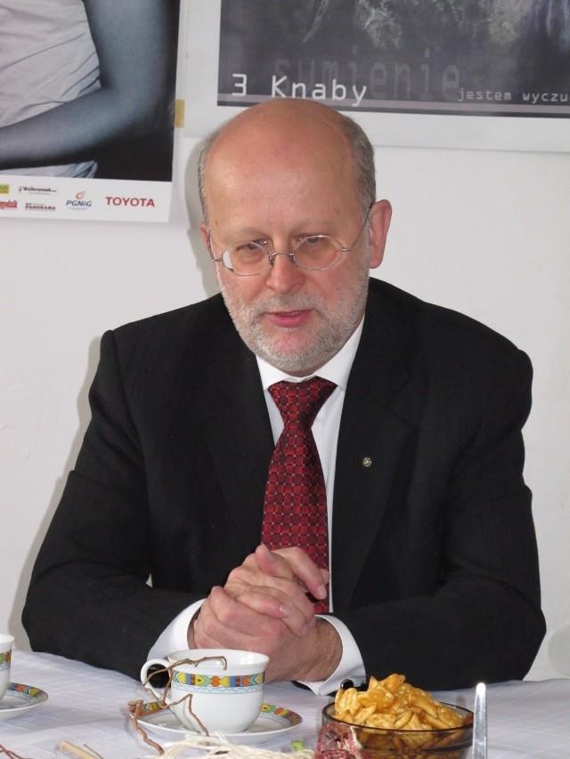 Nowy dyrektor Filharmonii Sudeckiej pragnie zadomowić się w Wałbrzychu