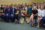 Komers w Zespole Szkół Ponadgimnazjalnych im. Jana Pawła II w Inowrocławiu [zdjęcia]
