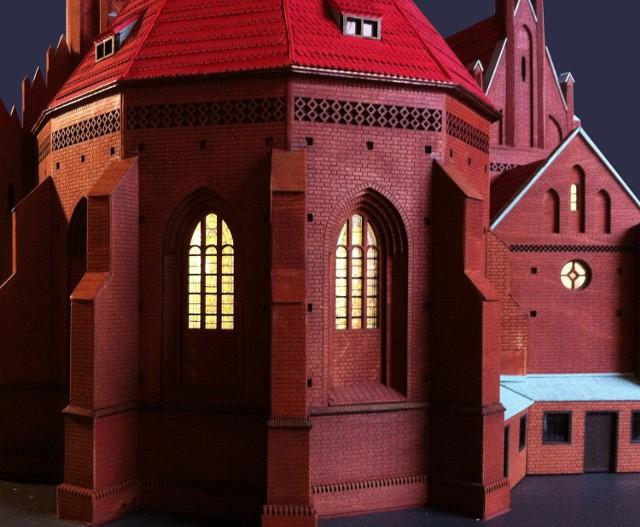 - Kościół ma bardzo skomplikowaną konstrukcję -  dodaje A. Jocz.