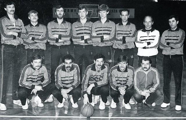 Koszykarze sosnowieckiego Zagłębia dwukrotnie zdobywali mistrzostwo kraju. Zawodników tamtej drużyny spotkamy 28 maja