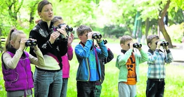 Ścieżka ornitologiczna powstaje w Parku Śląskim