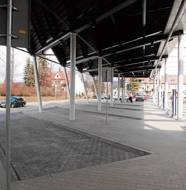 Prezes Aleksander Walczak obiecuje, że wkrótce nowy dworzec będzie pełen podróżnych