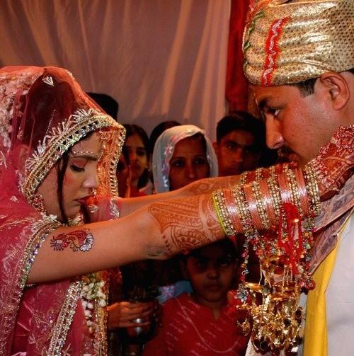 Randki indyjskie wesele