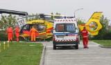 Helikopter ratowniczy jednak w Polskiej Nowej Wsi