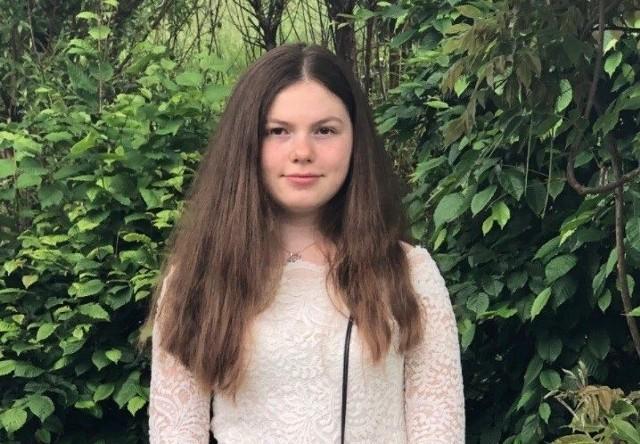Małgorzata Peliwo ze Szkoły Podstawowej nr 2 w Końskich była najlepsza w województwie w konkursie z biologii.