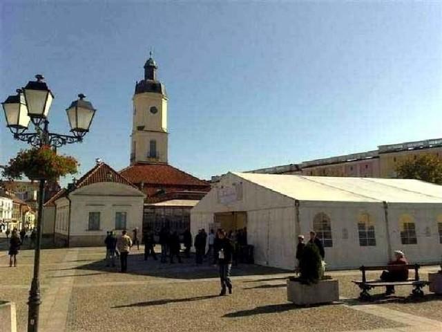 Na Rynku Kościuszki ustawione zostanie stoisko informacyjne