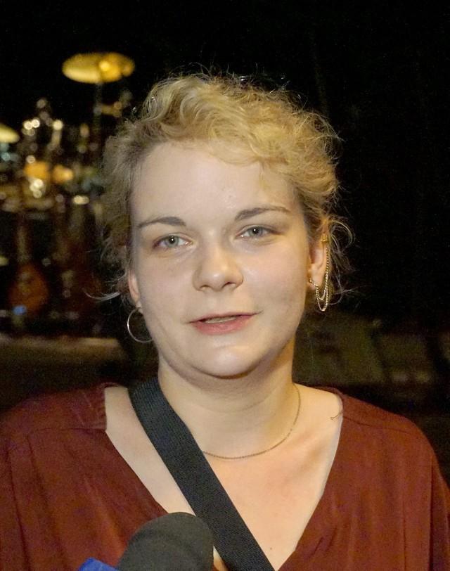 Anna Mazurek, autorka scenariusza do spektaklu.